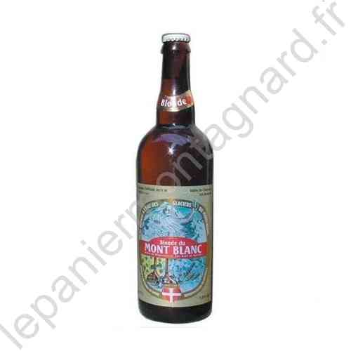 Blonde du Mt-Blanc 75 cl