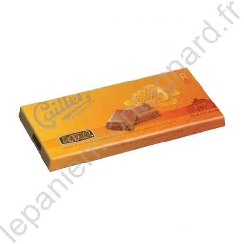 Chocolat Cailler Rayon lait