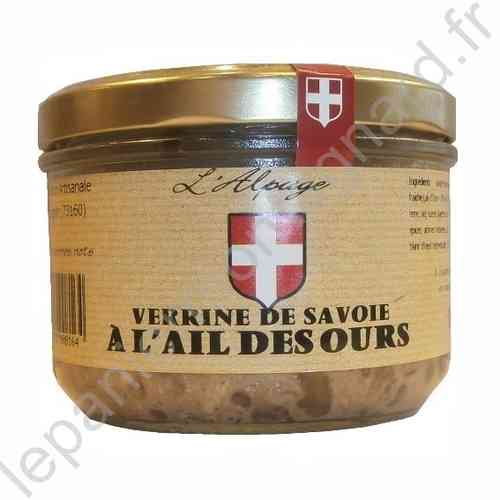 Verrine ail des ours